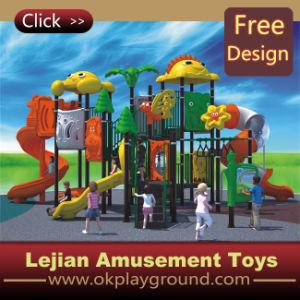 CE Multiplay extérieure fonctionnelle plastique Playground (X1222-3)