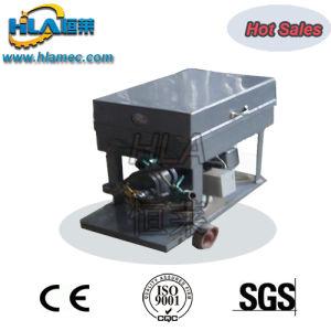 Pr100 Prensa de la placa de ahorro de energía de la máquina de reciclaje de residuos de petróleo