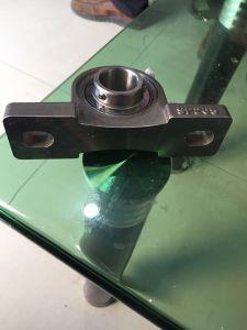 En acier inoxydable de haute précision bloc de chapeau de roulement du roulement de l'UCP série UC le roulement à billes