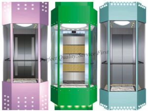 Beobachtungs-Höhenruder mit Passagier-Höhenruder der Kapazitäts-1000kg