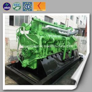 Motor de cavacos de madeira 200kw Usina de Gaseificação de Biomassa