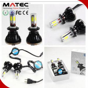 Promoción 80W 8000LM Kit H7 6000k de conversión de LED blanco Lámpara de faro para el coche