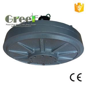 1KW 300tr/min générateur à aimant permanent axial de flux avec BV