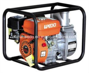 3 polegadas da marca Wedo Wp30 Motor a gasolina, a bomba de água (WP80) com a marcação CE.
