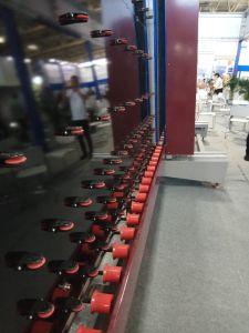 縦の圧延押す二重ガラスをはめられた絶縁されたガラス機械