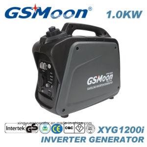 1.0KVA portátil de 4 tempos a gasolina Gerador do inversor