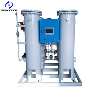 Brotie Siemens Controler Nitrogen Generator