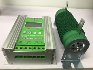 Espiral de 500 W potente gerador de turbinas eólicas para animais da utilização