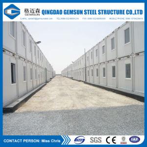Китай питания Подвижные стальные сегменте панельного домостроения в дом в Gemsun