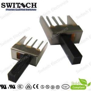 El émbolo de alta en miniatura de SGS LAMINOCULTIVOS Micro interruptor (SW-SS-12F24G12).