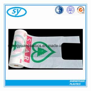 PEの安い価格の物質的なプラスチックショッピング・バッグ