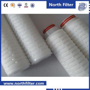 Mikropore pp. faltete den Wasser-Filter, der in China hergestellt wurde