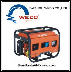 Generatore elettrico Genset della benzina di Wd2690 4-Stroke