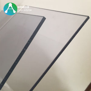 El espesor de 5,0 mm Super Antiestático ESD clara la hoja de PVC para taller eléctrico