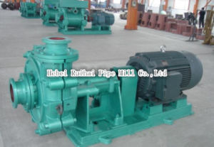 Slurry Pumps for Coal Washery