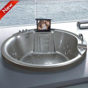 تصميم جديدة [فريستندينغ] [رووند كرنر] مشية في منتجع مياه استشفائيّة مغطس ([سر5ك002])