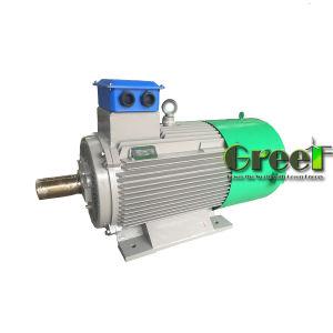 Heet! 100kw Brushless Elektrische Alternator met lage snelheid van de Magneet van het Onderhoud Vrije Permanente