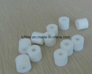 De gesinterde Plastic Patroon van de Filter van het Water PP/PE met de Aanpassing van de Fabriek