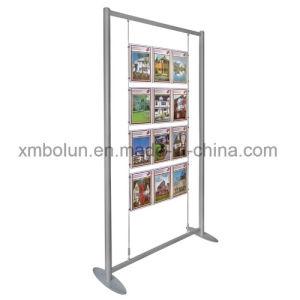Kundenspezifisches bekanntmachendes Ausstellungsstand-Acrylzeichen
