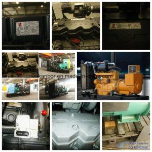 Kpd150 50 generatore diesel del radiatore 135kVA 108kw Deutz di grado (BF4M1013FC)