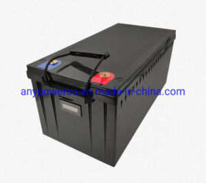 12V 100 Ач литий-ионный аккумулятор с длительным сроком службы LiFePO4 аккумуляторная батарея для питания системы хранения данных