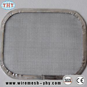 Деятельности по разминированию на экране сита провод сетчатый фильтр с высоким пределом упругости на заводе