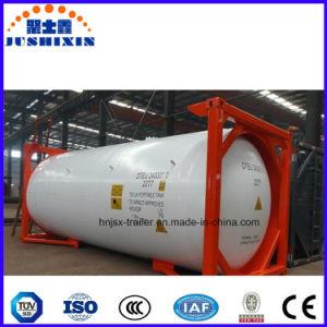 24000 litros 20FT contentor ISO de GPL