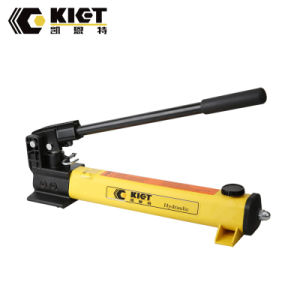 Pompa idraulica manuale ad alta pressione di capacità elevata (P-serie)