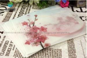 권유 카드 포장을%s PVC 고아한 봉투