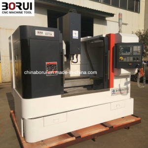 Xh7124 3 ejes Centro mecanizado CNC Fresadoras CNC de precisión