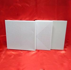 Composite en aluminium ondulé décoratif des panneaux de plafond pour les murs