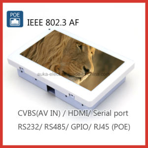 7 Poe IEEE802.3af Gpio панели сенсорного экрана ПК с ОС Android 6.0