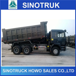 Sinotruk HOWO 30t 6X4 Veículo de Carga a partir de Ji'nan
