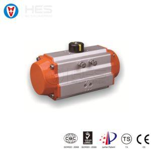 Piñón y cremallera válvula neumática/actuador neumático
