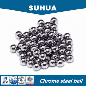 L'AISI52100 sphère en acier au chrome pour les roulements G10-1000