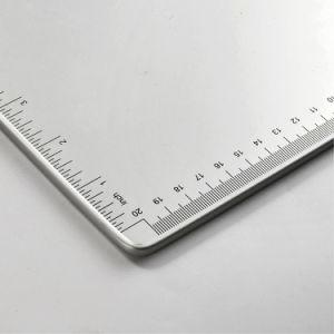 지배 나비 클립 은을%s 가진 A4 알루미늄 오림판