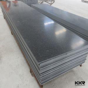 大理石の一見の質カラー人工的な石造りの固体表面材料