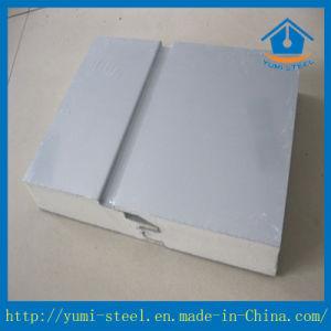 Panel sándwich de espuma de poliuretano con buena apariencia y excelente durabilidad