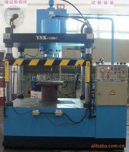 Штампование листовой металл Paktat 100 тонн гидравлического пресса машины