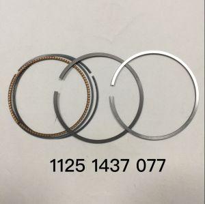 Los aros de pistón 11251437077 para BMW