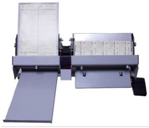 Nom De Machine Coupe Carte XD A4 Elcetric Cutter