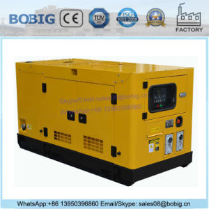 Fabricante de grupo electrógeno 10kVA de alimentación de 250kVA insonorizado Generador Diesel
