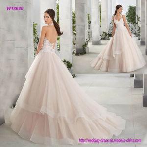 11fa52e655 Vestito da cerimonia nuziale dell'abito di sfera del corsetto del ...