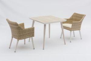 등나무 작은 술집 의자 & 테이블 고정되는 HS30336c&HS20231dt