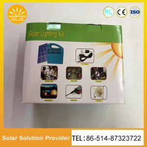 熱い販売15Wリチウム電池の太陽照明装置の太陽ホームシステム