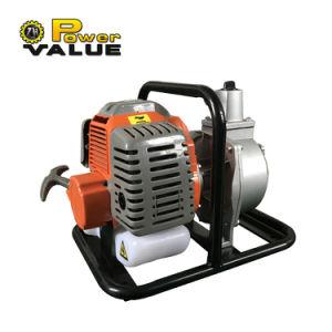 Energien-WertPortable 1 Zoll-Benzin-Wasser-Pumpe mit guten Feed-backs