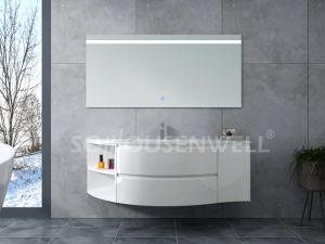 Housenwell penduradas na parede livre de cobre Mirror para casa de banho