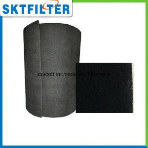 Betätigtes Kohlenstoff-Filter-Media-Blatt