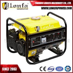 Saída de pequenos 1.5kVA gerador gasolina AC monofásico