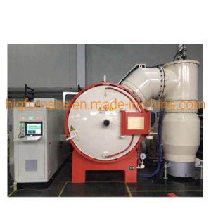 El carburo de silicio de sinterización de vacío Tratamiento Térmico horno, horno de sinterización de vacío